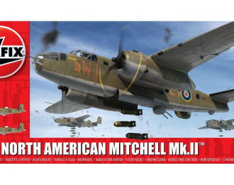 Сборная модель North American Mitchell Mk.II
