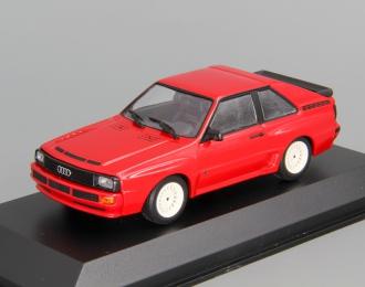 (Уценка!) AUDI Sport Quattro (1984), red