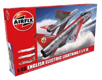 Сборная модель Британский истребитель-перехватчик English Electric (BAC) Lightning F.1 / F.1A