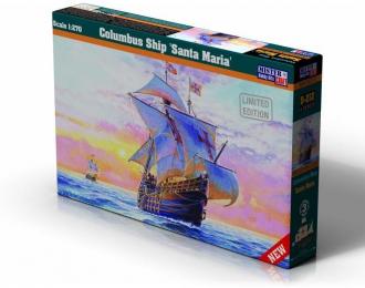 """Сборная модель Парусник Columbus Ship """"Santa Maria"""""""