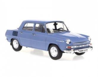 SKODA 1000 MERCEDES-BENZ 1969 Blue
