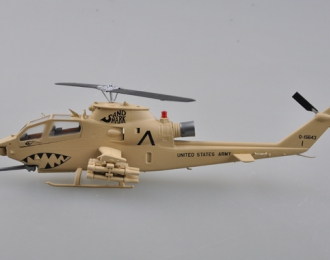 Bell AH-1F Cobra US Army 2nd Cavalry Rgt 4th Sqn #67-15643 Sand Shark Iraq Operation Desert Storm 1991