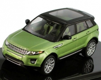 RANGE ROVER Evoque 5d (2011), lime-black