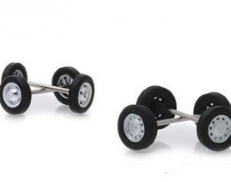 """набор """"Club VeeDub Wheel & Tire Pack"""" 4 комплекта колес для VW"""