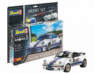 Сборная модель Porsche 934 RSR Martini (подарочный набор)