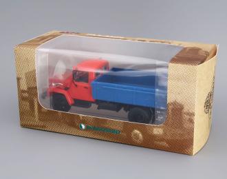 (Уценка!) Горький 3309, Грузовики СССР 21, синий / красный
