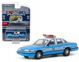"FORD Crown Victoria Police Interceptor ""New York City Police Department"" (NYPD) 1993"