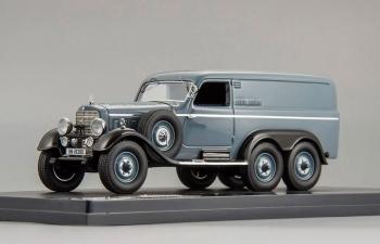 MERCEDES-BENZ G4 (W31) Kastenwagen (1939), blue