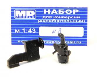 Набор для доработки КАМАЗ 4310 no.2, смола