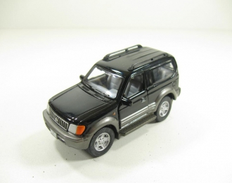 TOYOTA Land Cruiser, серия HOLSTEN Pilsener, black