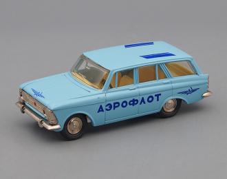 МОСКВИЧ 427 Аэрофлот (номерной А4), голубой