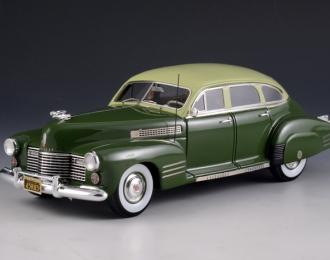 CADILLAC Series 63 1941 Green