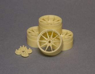 Комплект дисков xxr 527 18 дюймов