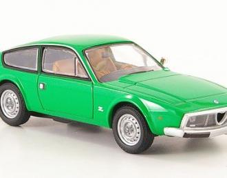 ALFA ROMEO 1600 Junior Zagato (1972), ярко-зеленый
