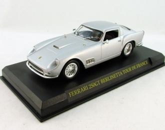 FERRARI 250 GT Berlinetta Tour De France (1975), Ferrari Collection 35, silver