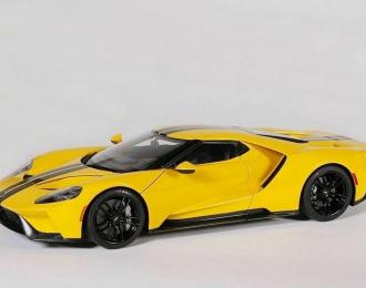 Ford GT - 2017 (yellow / black stripes)