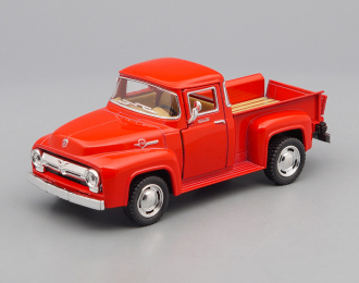 FORD F-100 Pick-up (1956), red