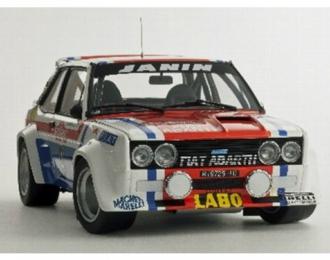 FIAT 131 Abarth 9 SANREMO 1977, white