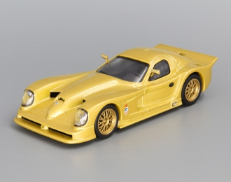 PANOZ Esperante GTR, Суперкары 37, yellow metallic
