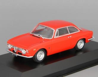 ALFA ROMEO Giulia Sprint GTA (1965), red