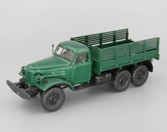 ЗИЛ-157 бортовой, Грузовики СССР 6, зеленый