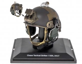 Исторические военные шлемы: Chase Tactical Striker USA 2017