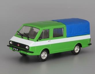 РАФ-2909 (1979), Автолегенды СССР 234, зеленый / голубой