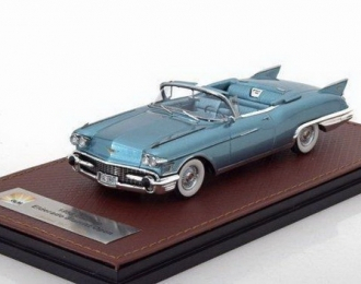 CADILLAC Eldorado Biarritz (открытый) 1958 Blue Metallic