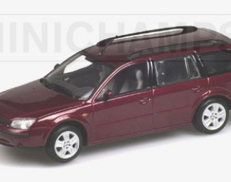 FORD Mondeo Turnier (2000), salsa-red metallic