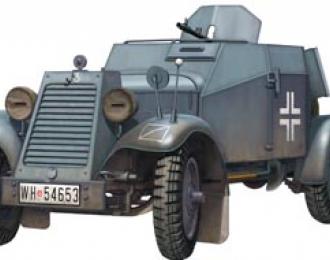 Сборная модель German Adler Kfz. 13 Armored Car
