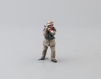 Фигурка Пожарный, ствольщик (вариант 3)