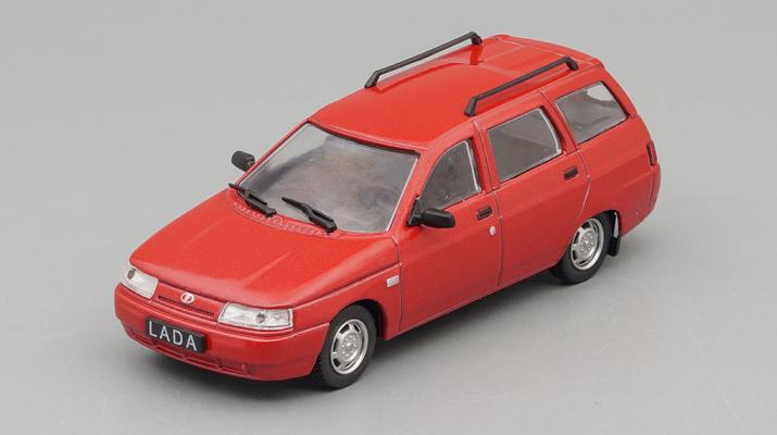 Волжский автомобиль 2111 (1998-2009), Автолегенды СССР 238, красный