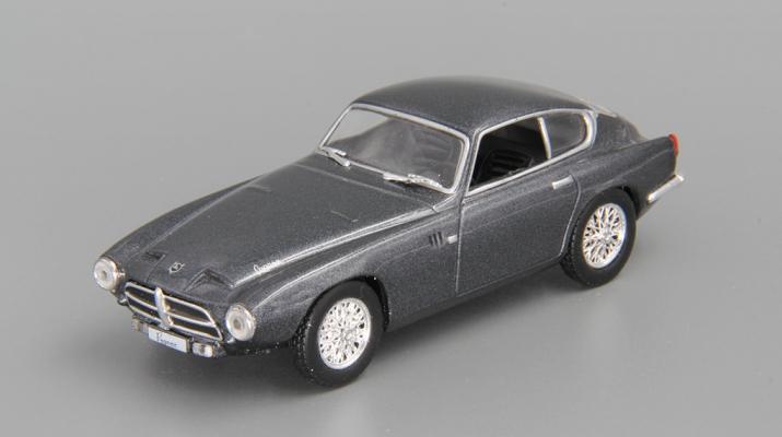 PEGASO Z102, Суперкары 73, dark grey