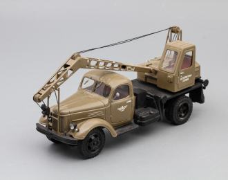 ЛАЗ-690 (164) автокран