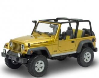 Сборная модель Автомобиль Jeep Wrangler Rubicon