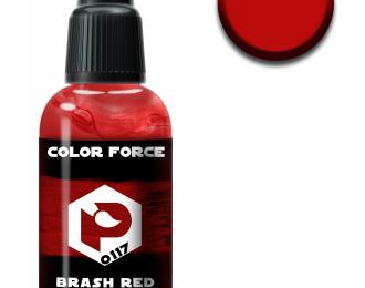 дерзкий красный (brash red)