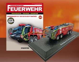 Faszination Feuerwehr 46, Rosenbauer FLF 100/125/15-250 P Panther