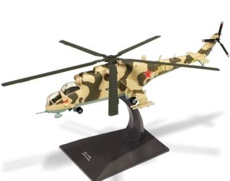 Вертолет МИ-24В, военные Вертолеты 1