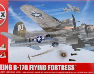 Сборная модель Boeing B-17G Flying Fortress
