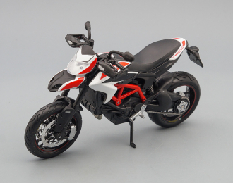 DUCATI Hypermotard SP (2013), black / white / red