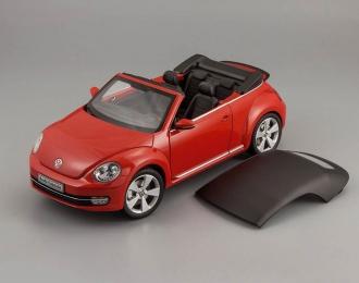 VOLKSWAGEN Beetle Cabrio, tornado red