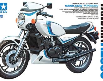 Сборная модель мотоцикла Yamaha RZ350