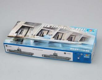 Сборная модель Подводная лодка  Тип XXIII