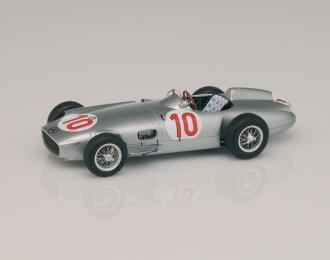 (Уценка!) MERCEDES-BENZ W196 Monoposto #10 GP Belgium (1955) Juan Manuel Fangio