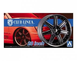 Набор дисков Club Linea L612 20 inch