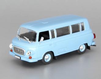 BARKAS B1000, Автолегенды СССР 158, серо-голубой