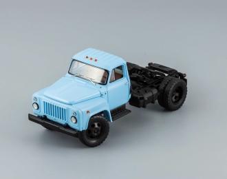 Горький 52-06 седельный тягач, голубой