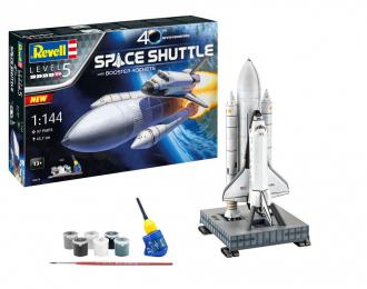 Сборная модель Космический шатл и Ракета-носитель 40th Anniversary (подарочный набор)