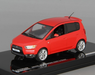 MITSUBISHI New Colt 5-dr (2009), spicy red