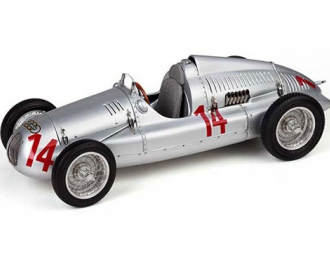 Auto Union Typ D No.14 GP France 1939 Meier Limited Edition 1500 pcs.